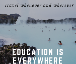 education is everywhere